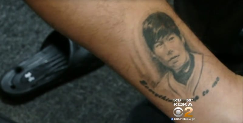 Jung-ho Kangs Tattoo #junghokang