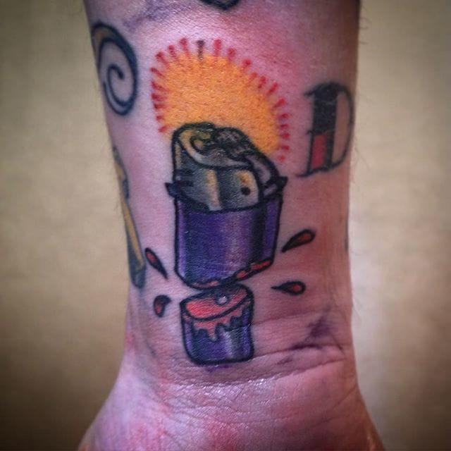 Half chop'd lighter, by Nick Peopleman
