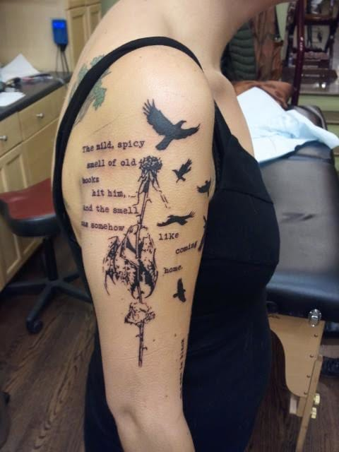 Get A Dark Tower Tattoo For Stephen King In Case The Movie