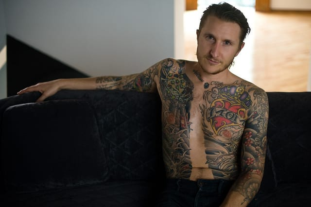 Scott Campbell Will Tattoo Your Lover's Name On You-For Free