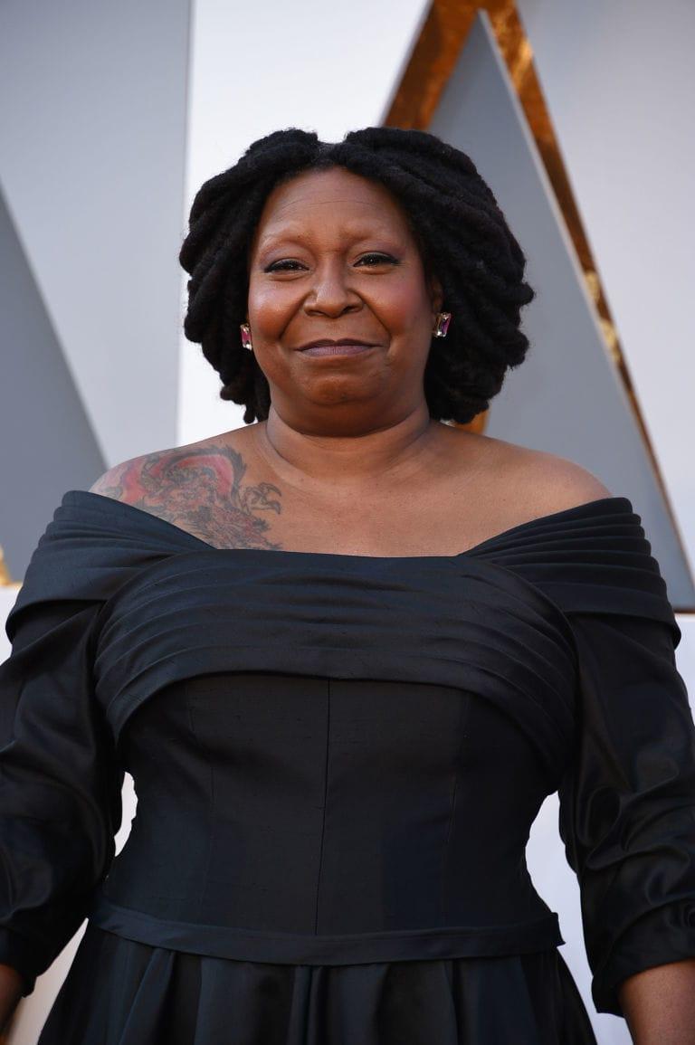 Goldberg at the 2016 Oscars