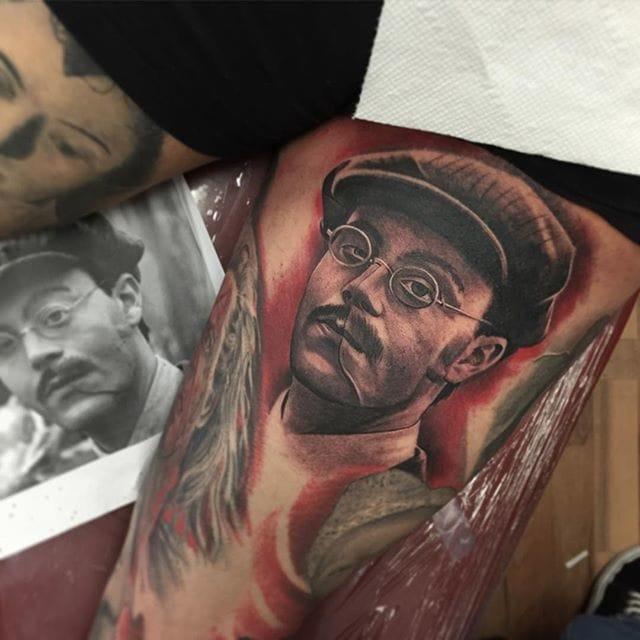 11 Impressive Richard Harrow Tattoos