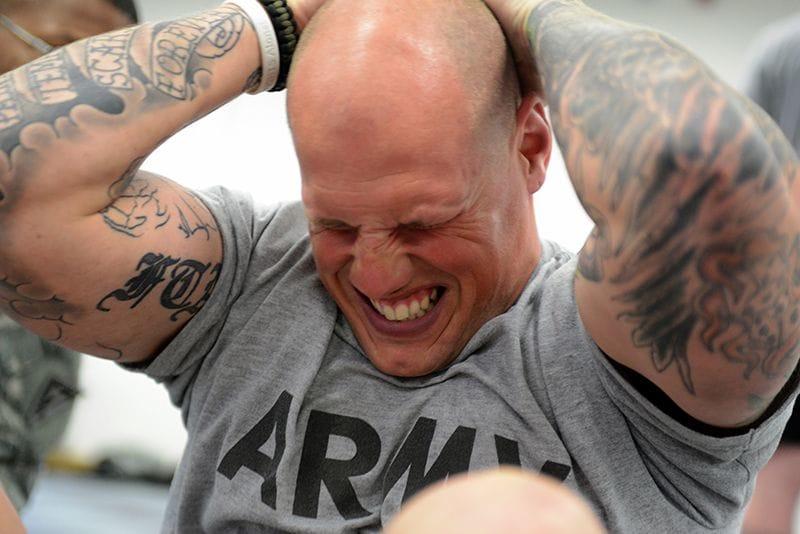 U.S. Army vs. Tattoos