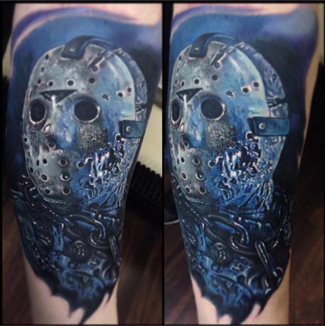 Paul Acker e Suas Tatuagens Realistas Assustadoras (Parte 3)