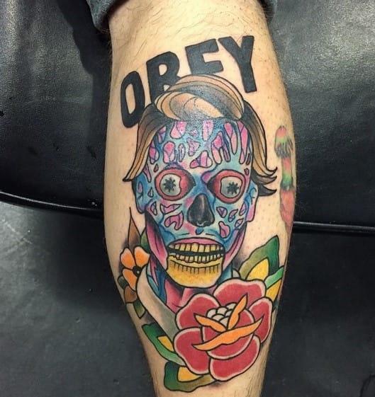 Tattood By Hanno #oldschool #zumbis #tatuagemdezumbi #zombietattoo #nerd #thewalkingdead #brasil #brazil #portugues #portuguese