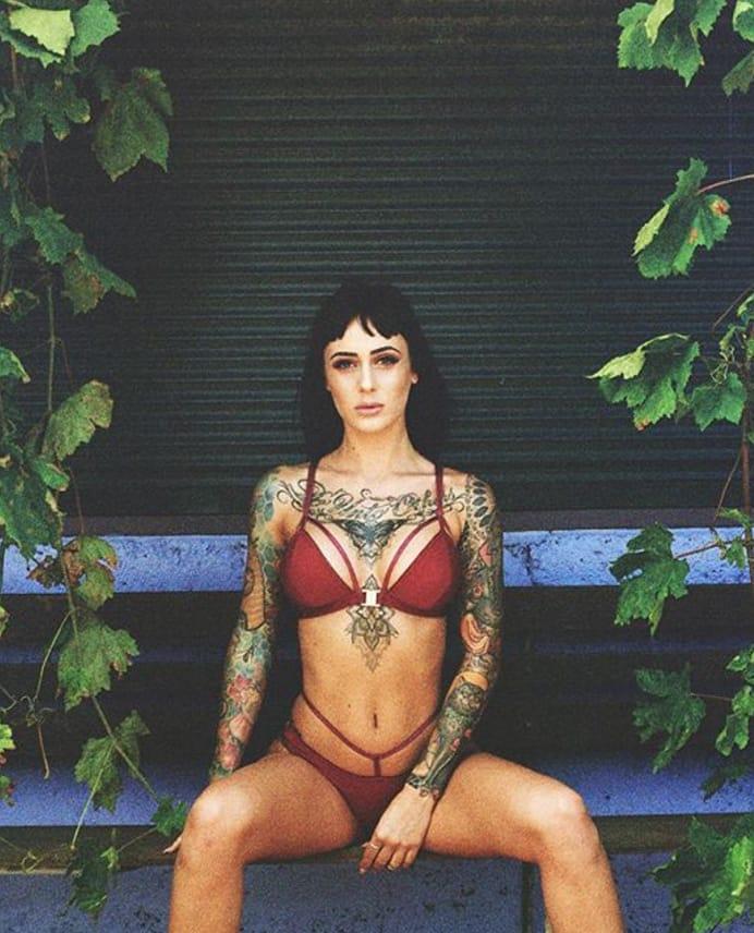 Tattoodo babe (@talleigha) #TattoodoBabe