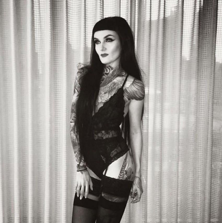 (@ida_elina) #TattoodoBabe