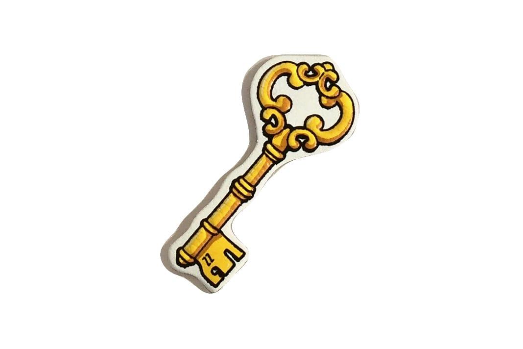 Delicatezzen's luxury key sticker #keysticker #luxurystickers #tattooinspired #italianbrand #Delicatezzen