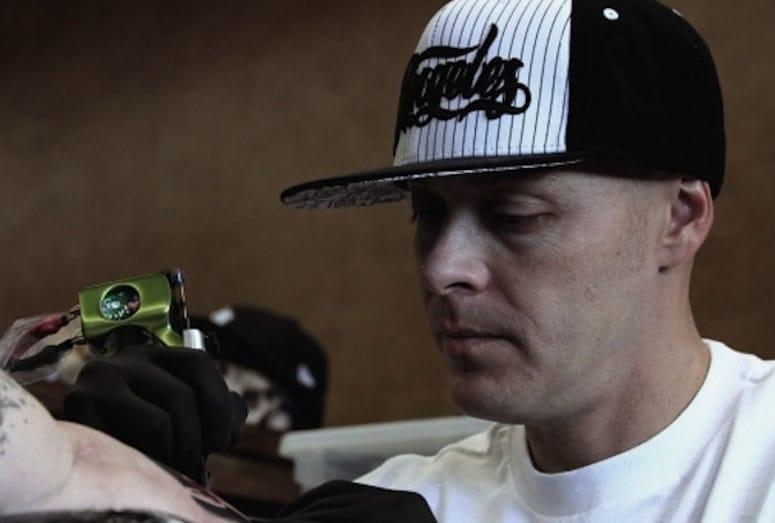 Rich Pineda #tattooartist