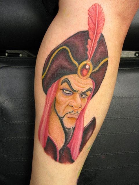 Realistic Jafar from Aladin by Scott Terry.