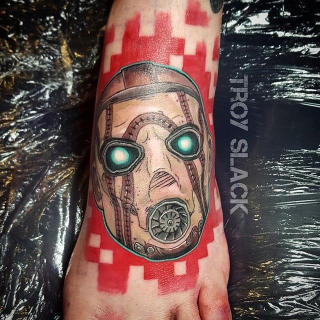 11 Badass Borderlands Tattoos