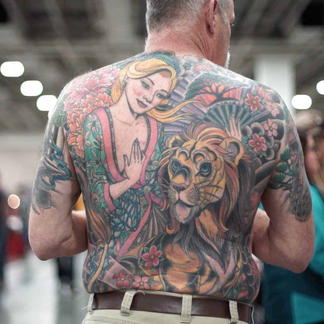 2016 Salt Lake City International Tattoo Convention