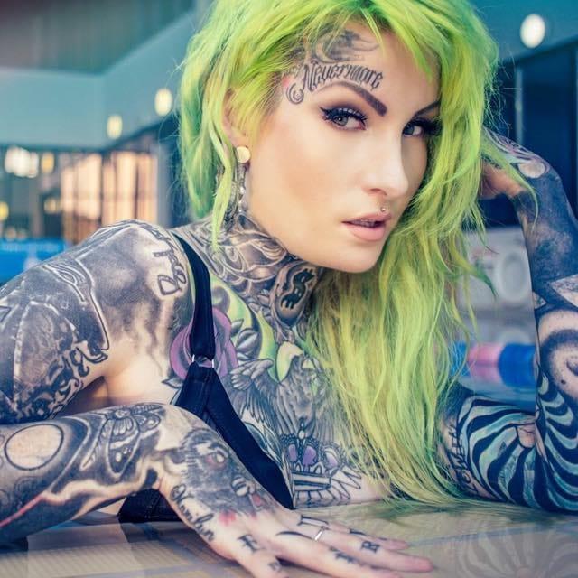 Tatuagens Melhoram o Sistema Imunológico. Vem Ser Imortal Com a Gente!