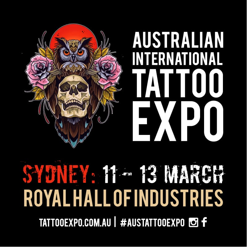 Australian Tattoo Expo: One In Five Australians Have A Tattoo!