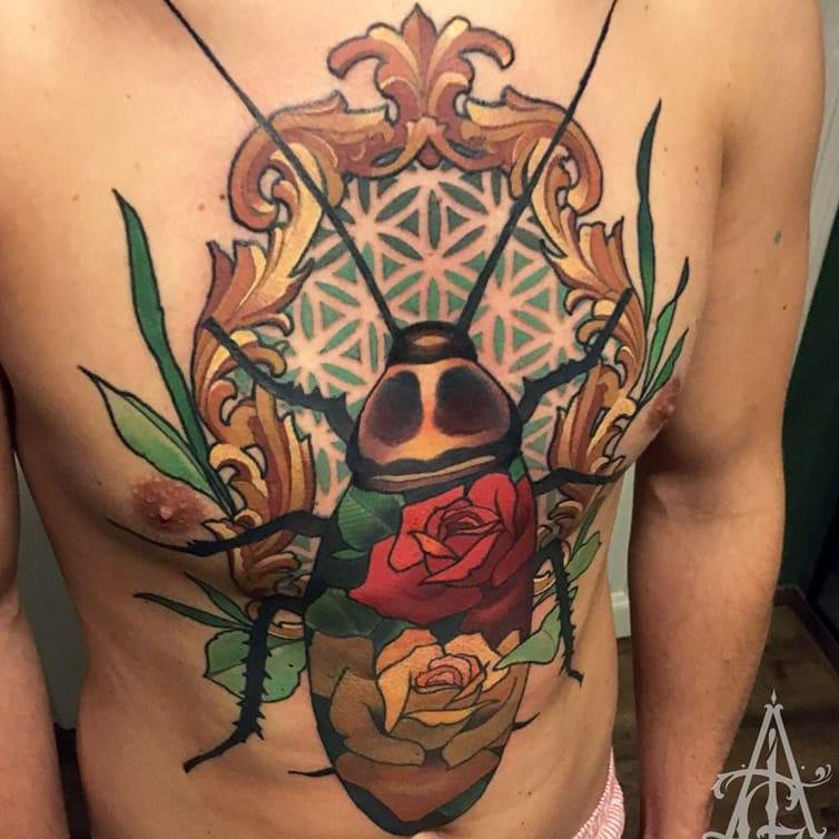 AgatTattoo Saveljev Em 15 Magníficas Tatuagens Custom (Parte 2)