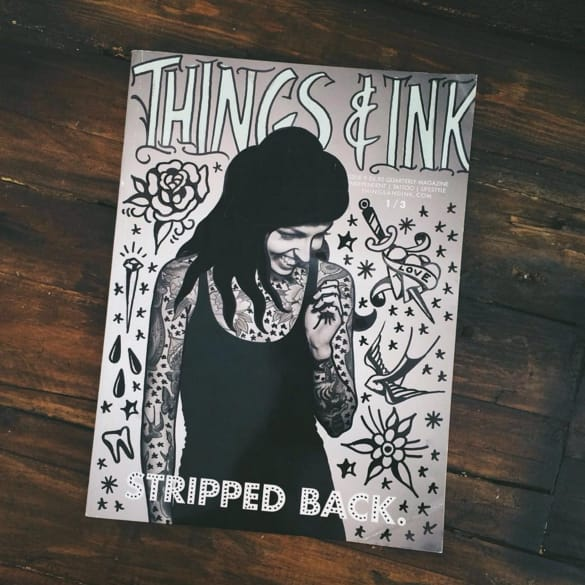 UK Tattoo Magazine Things & Ink Announce Next Exhibition: The Archive