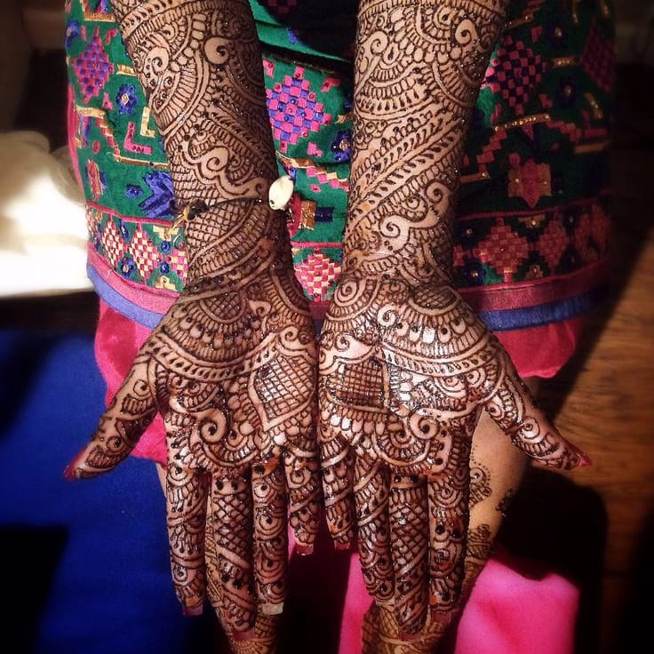 Traditional Henna Tattoo: Inspiration: Henna Tattoo Designs
