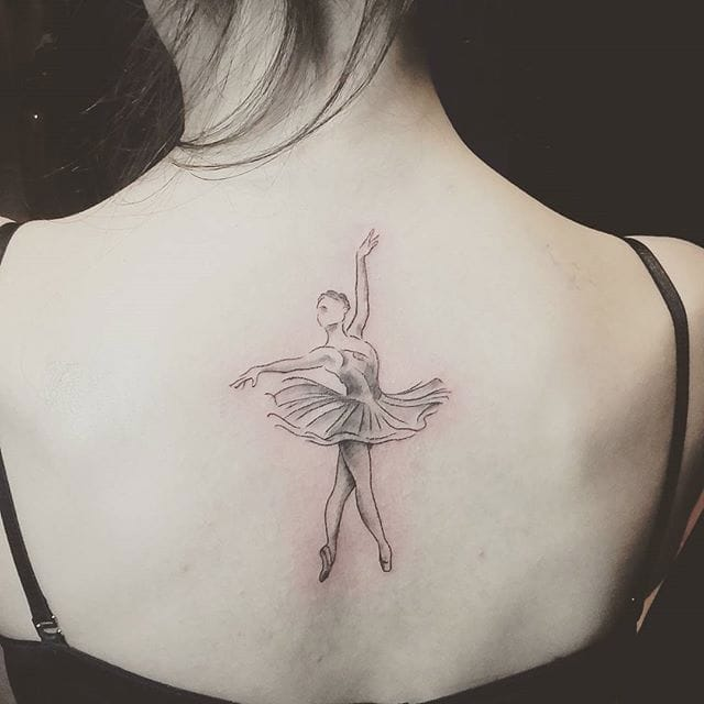 11 Beautifully Elegant Ballet Tattoos