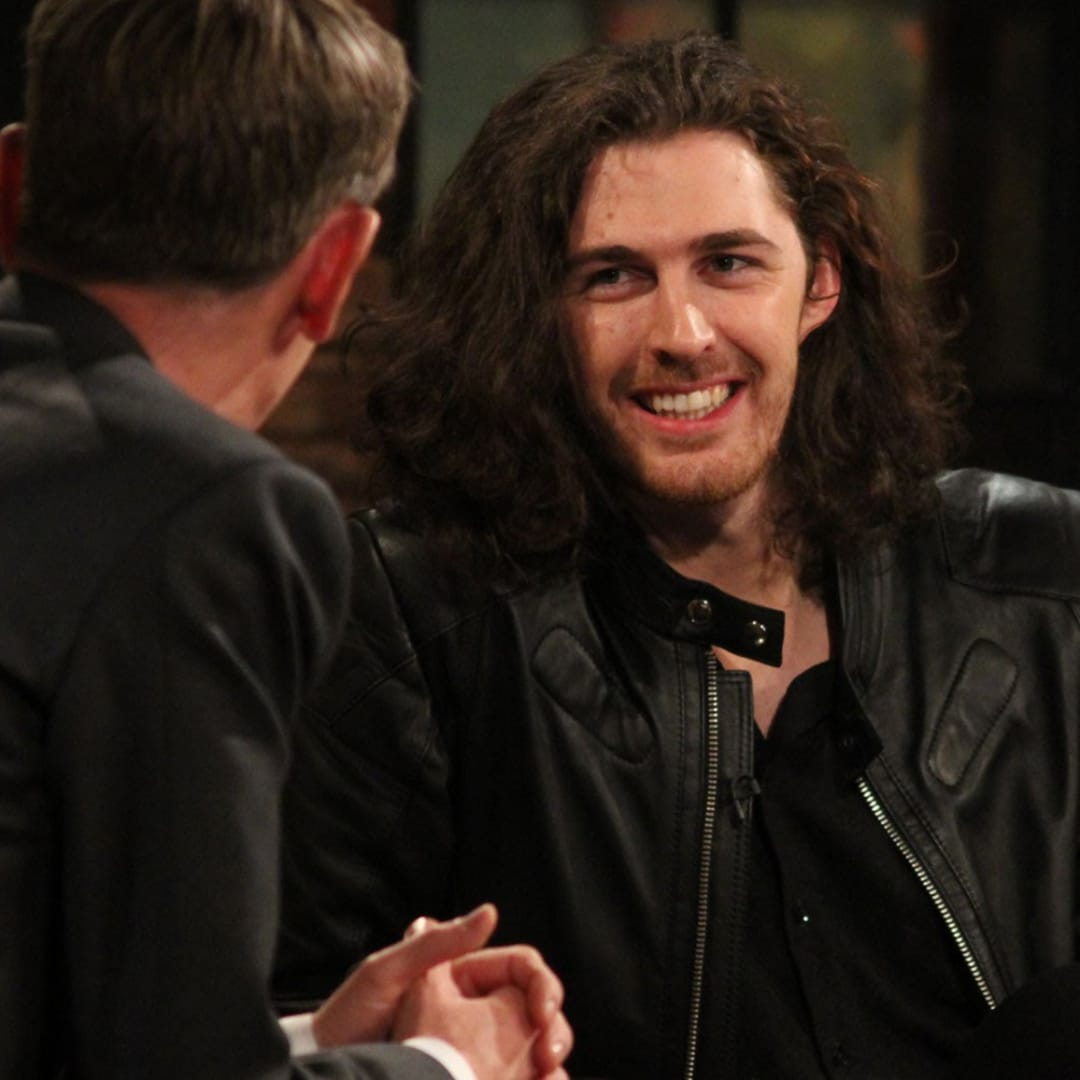 Hozier Surprised With Fan's Tattoo Of His Face