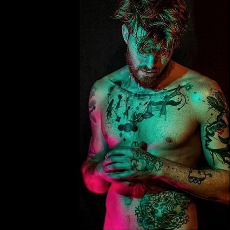 Tattoo Dudes: Edwar Tiger, Jonny Kaye & More