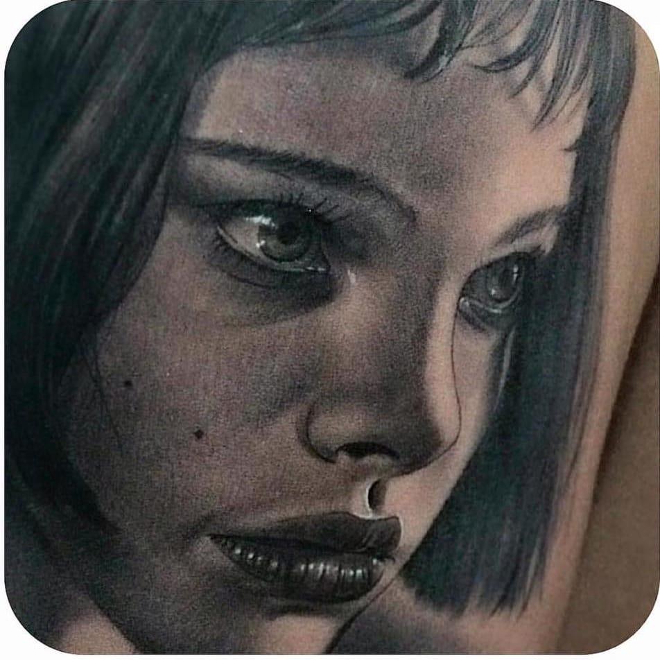 18 Deadly Charming Mathilda Tattoos