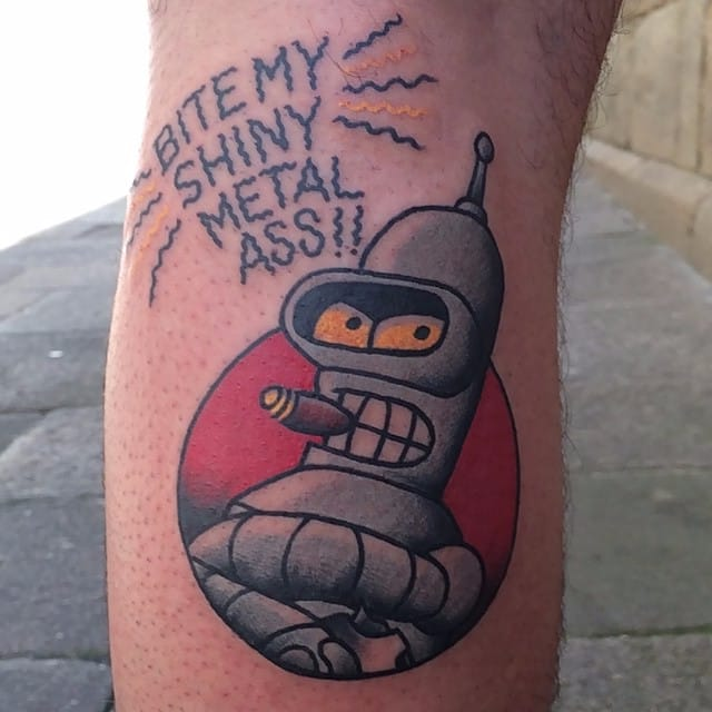 14 Brash Bender Tattoos