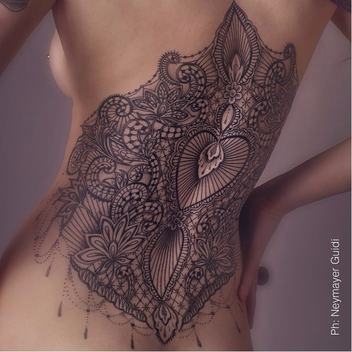 Marco Manzo: Interview With A Haute Couture Tattoo Artist