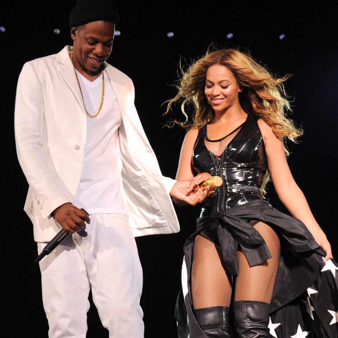 #RelationshipGoals: Matching Wedding Tattoos like Beyoncé + Jay-Z