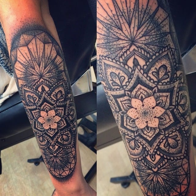 Awesome geometric piece
