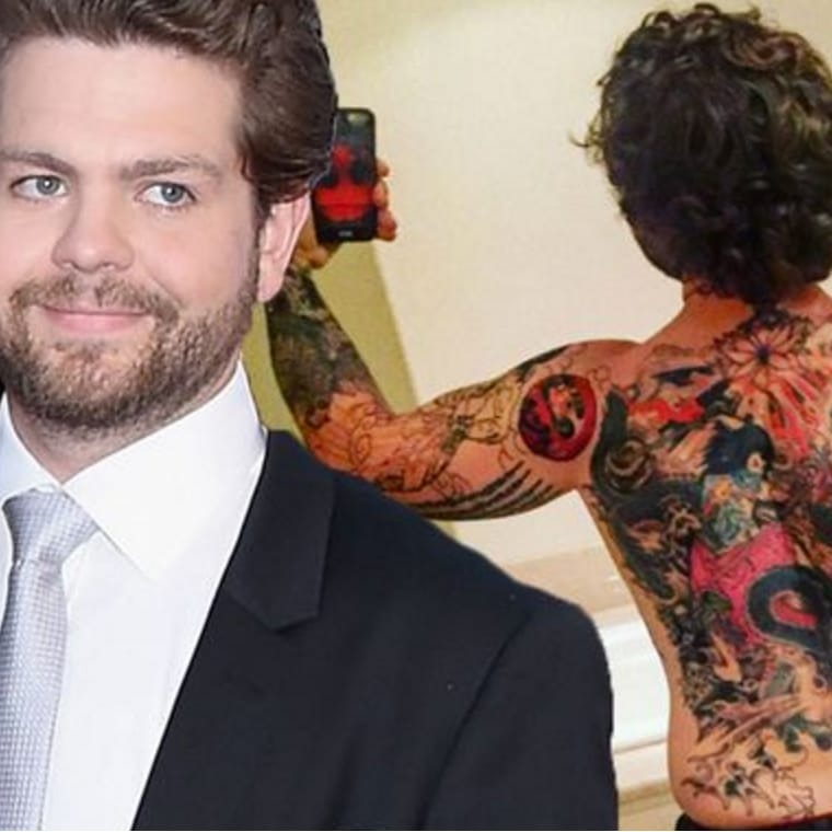 Ozzy's Still My Favorite Osbourne, But His Son's Backpiece Is Cool Too