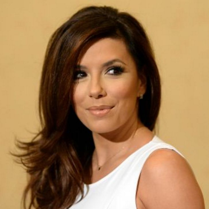 Eva Longoria Came Face To Face With A Tattoo... Of Her Face