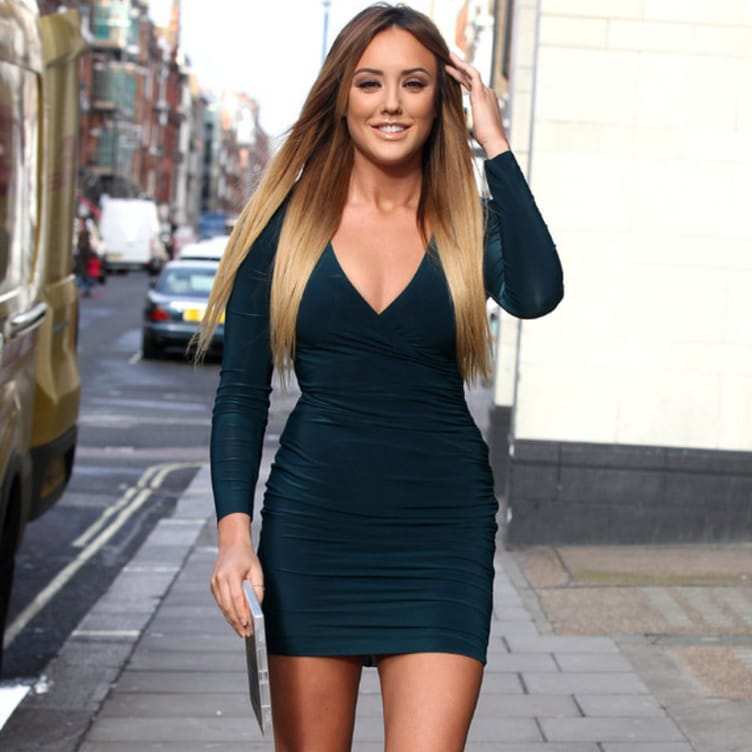 Charlotte Crosby Says It's Time To Remove Her Tattoo Of Ex's Initials