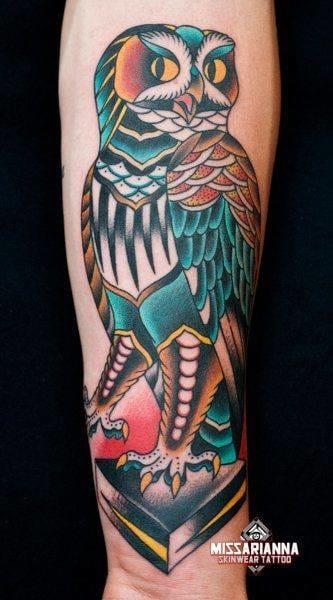 owl by Miss Arianna