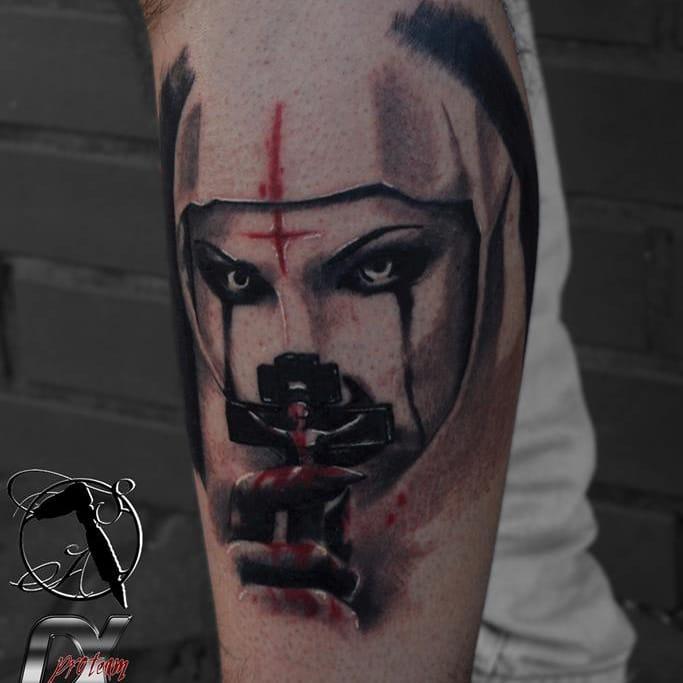 12 Tatuagens Macabras No Estilo Blackwork Do Polonês Rafał Biliński