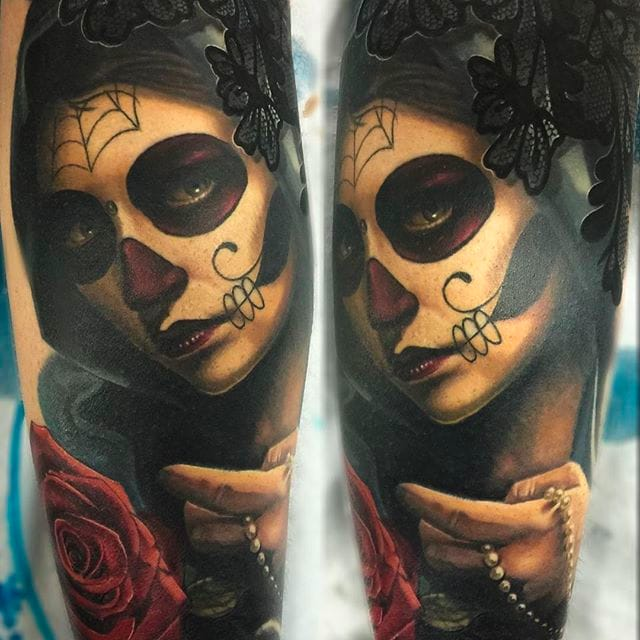 The Awesome Tattoo Designs Of Jake Ross