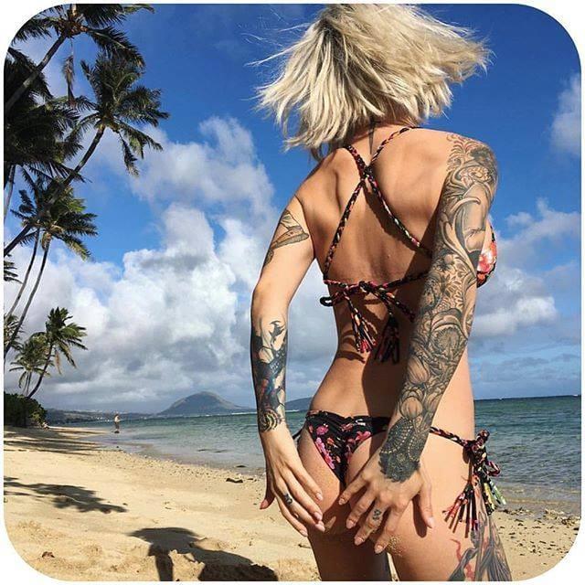 (Instagram: @saraontheinternet) #TattoodoBabes