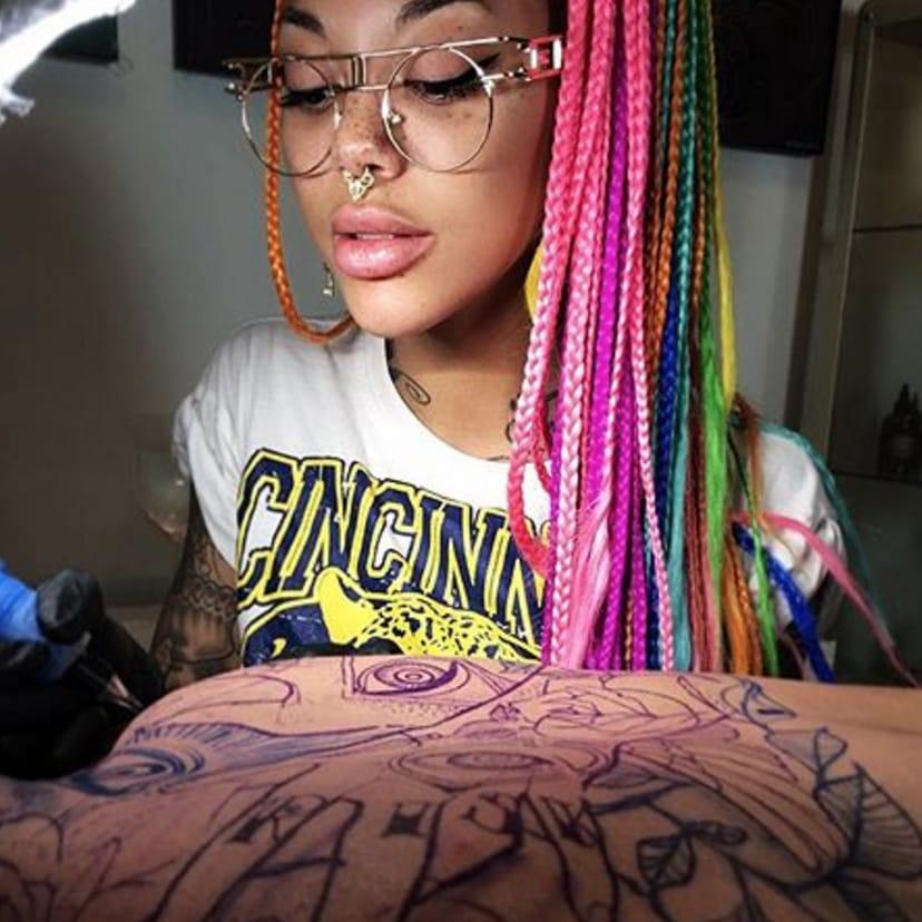 Artist Spotlight: Miryam Lumpini