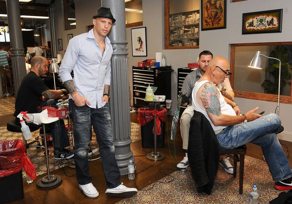 Featured Tattoo Shop: WOOSTER STREET SOCIAL CLUB