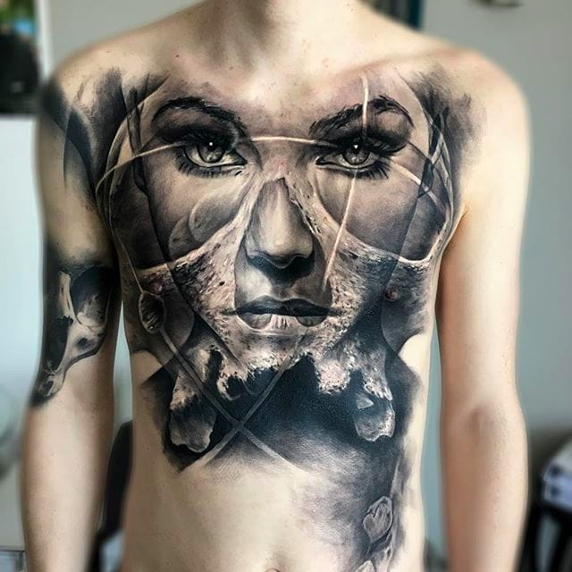 More Incredible Realism Tattoos By Jak Connolly