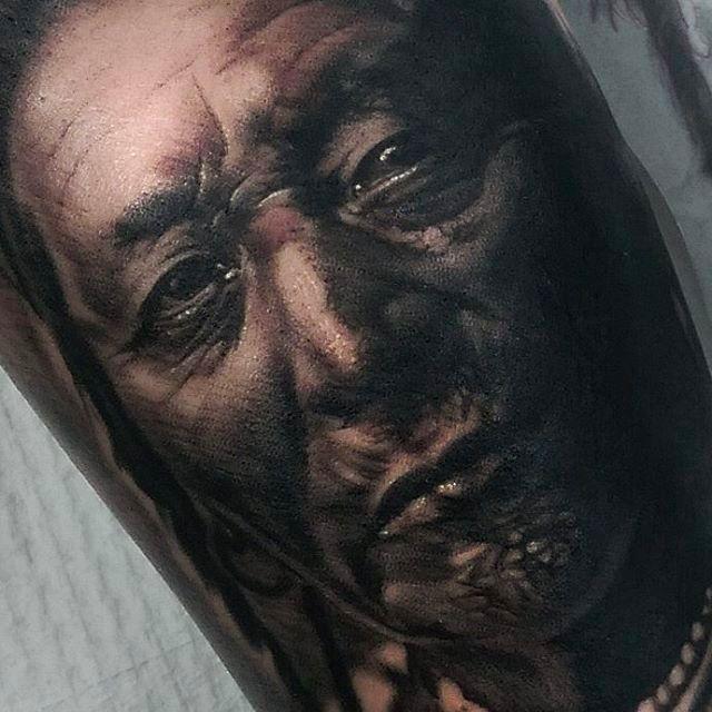 More Awesome Realism Tattoos By Matt Jordan
