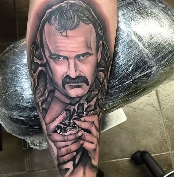 Iconic WWE Superstar Tattoos: Round Two!