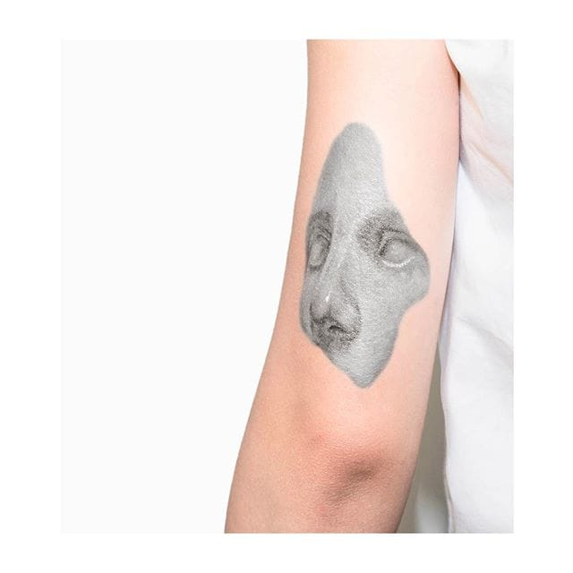 The Aesthetic Tattoos Of Normal Carrey