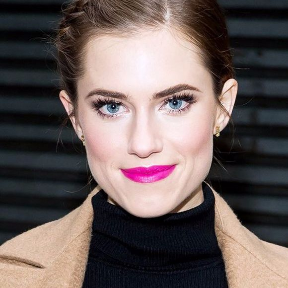 Allison Williams as Marnie Marie Michaels from Girls #girls #marniemariemichaels #alissonwilliams #beautiful #makeup