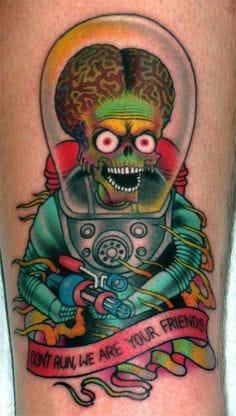 Awesome tattoo!