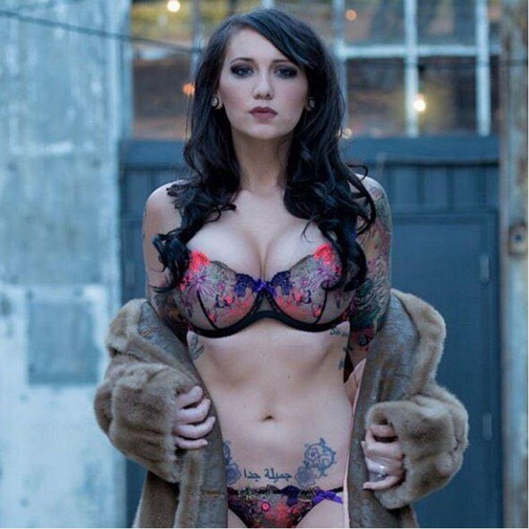 (@ericabearrr) #tattoodobabe #babe #tattoo #girl