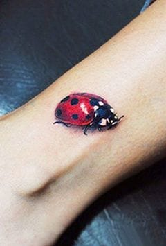 We love tattoos whether big or small!