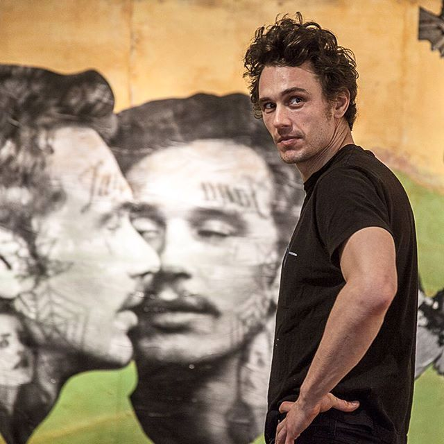 Photoshop 'Tattoo Artist' Collaborates With James Franco In An Exhibit
