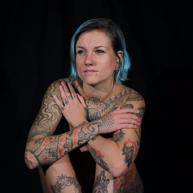 Women on the discrimination they face everyday for their for Nude tattooed chicks