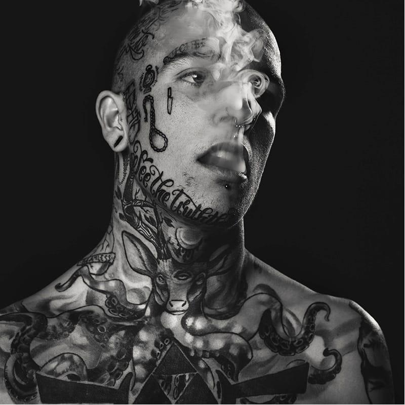 16 Portrait Photos That Celebrate Tattooed Male Beauty