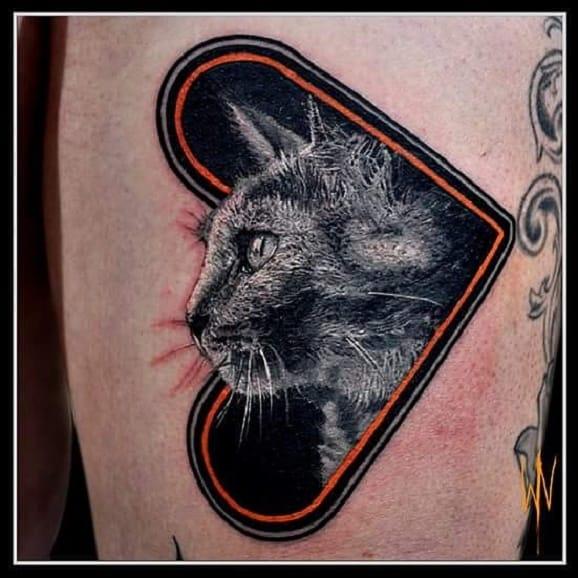 Neo LowBrow Tattoos Of William Nascimento